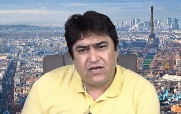 Image result for ویدیو|دستگیری موسس سایت آمدنیوز توسط سپاه و حواشی مربوط به آن