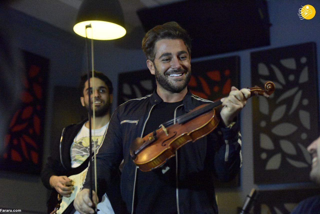 (ویدئو) حواشی جنجالی کنسرت محمدرضا گلزار در لسآنجلس؛ ۱۱۷ بلیط در سالن اسکار؟!