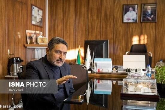 (تصاویر) محمد احمدیان معاون سازمان انرژی اتمی درگذشت +علت فوت