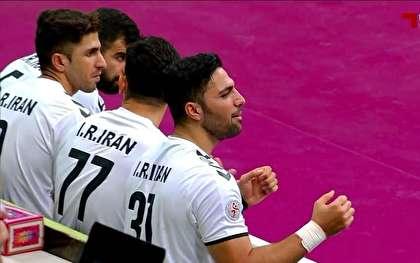 اولین برد هندبال ایران در انتخابی المپیک ۲۰۲۰