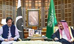 توافق عمران خان با سعودیها درباره ایران چه بود؟