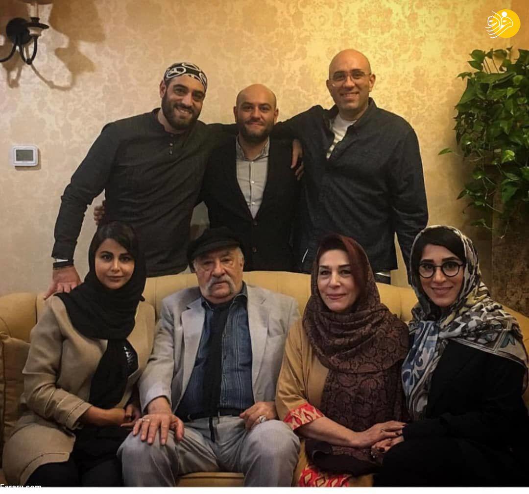 (تصاویر) بیوگرافی داریوش ارجمند، خانواده و آثارش