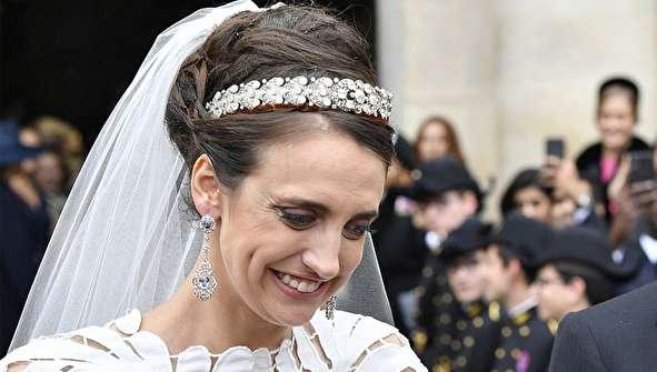 (تصاویر) جشن عروسی وارث پادشاهی ناپلئون بناپارت