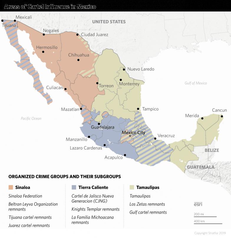 چرا مکزیک از پس ال چاپوها بر نمیآید؟