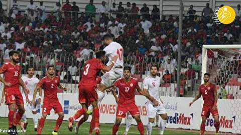 (فیلم و عکس) سایت فدراسیون فوتبال بحرین هک شد