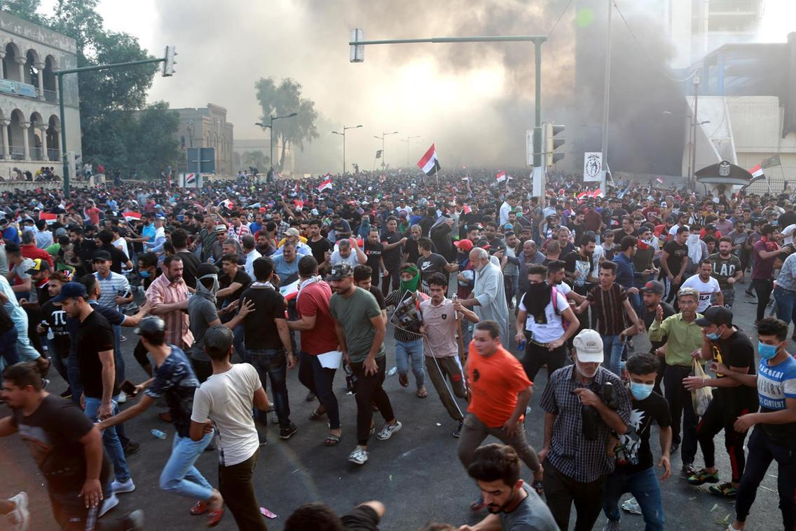 عراق و لبنان به کجا میروند؟
