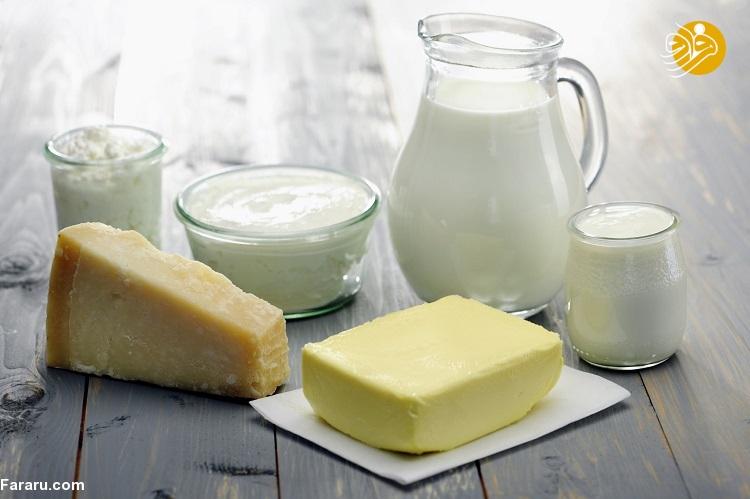 پرسشها و پاسخهایی در مورد شیر خام