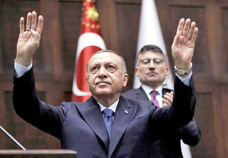 اردوغان به دنبال بمب اتم