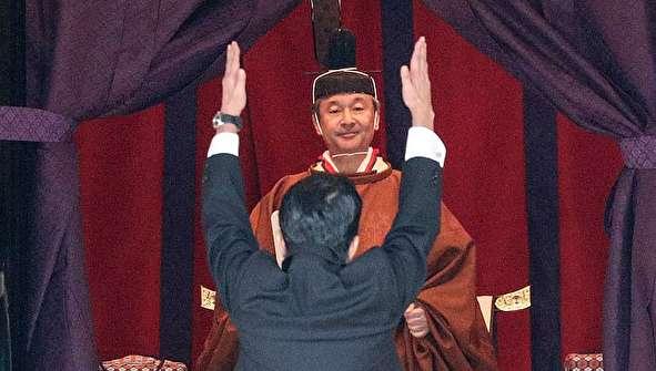(تصاویر) مراسم تاجگذاری ناروهیتو، امپراتور جدید ژاپن