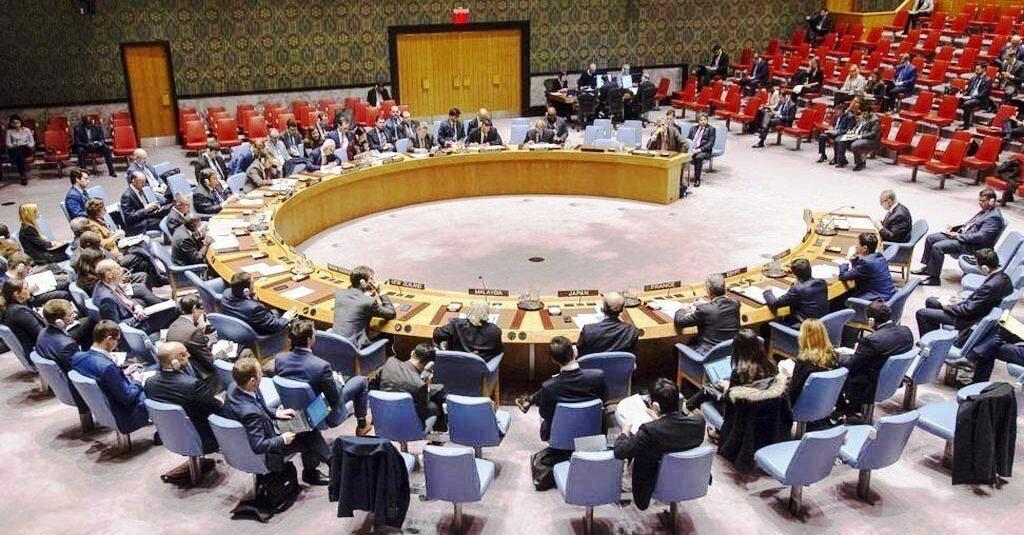 ظریف طرح ائتلاف امید را در شورای امنیت تشریح کرد