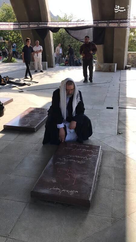 (تصاویر) ابراهیم رئیسی در کلکچال