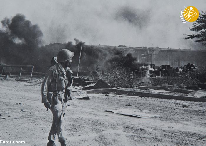 تصاویر دردناک از حمله عراق به شهرهای ایران