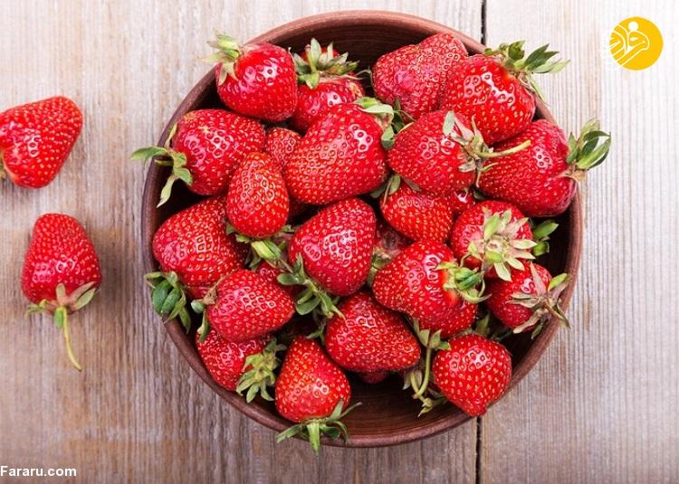 بهترین میوهها برای درمان کبد چرب