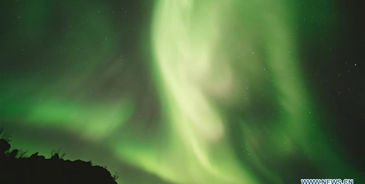 تصاویر حیرتانگیز از شفق قطبی