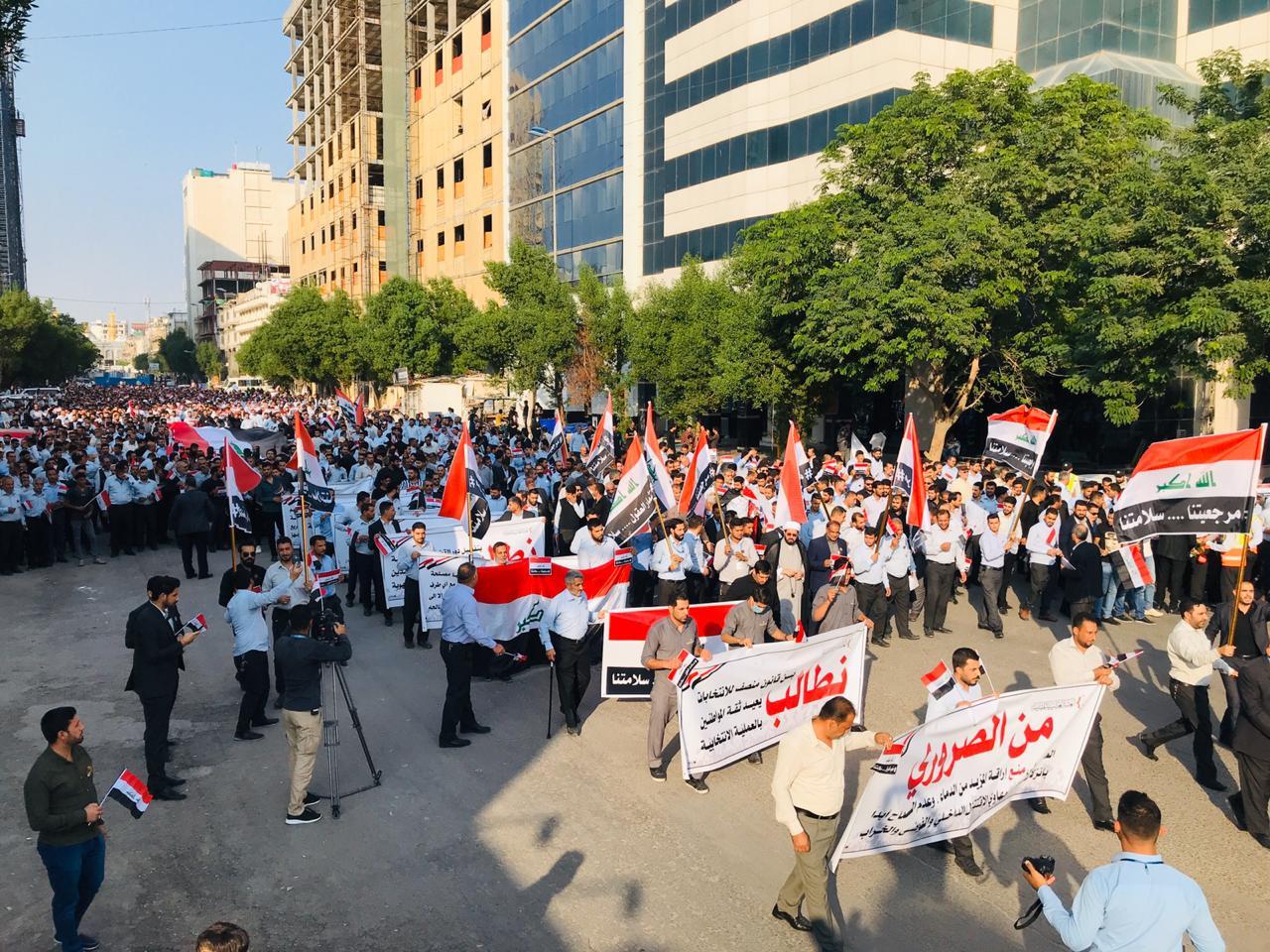 آیا وساطت ایران اوضاع عراق را آرام میکند؟