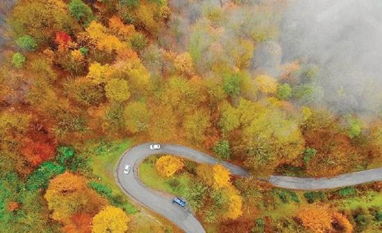 (تصاویر) آخر هفتههای پاییزی کجا برویم؟