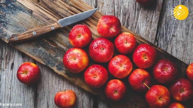 ۲۲ خوراکی سرشار از فیبر