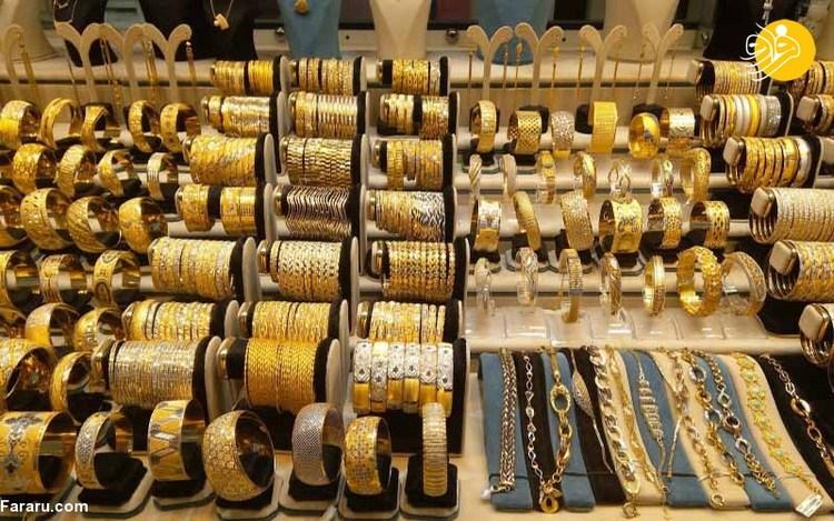 کاهش قیمت طلا و سکه در بازار امروز جمعه ۱۷ آبان ۹۸