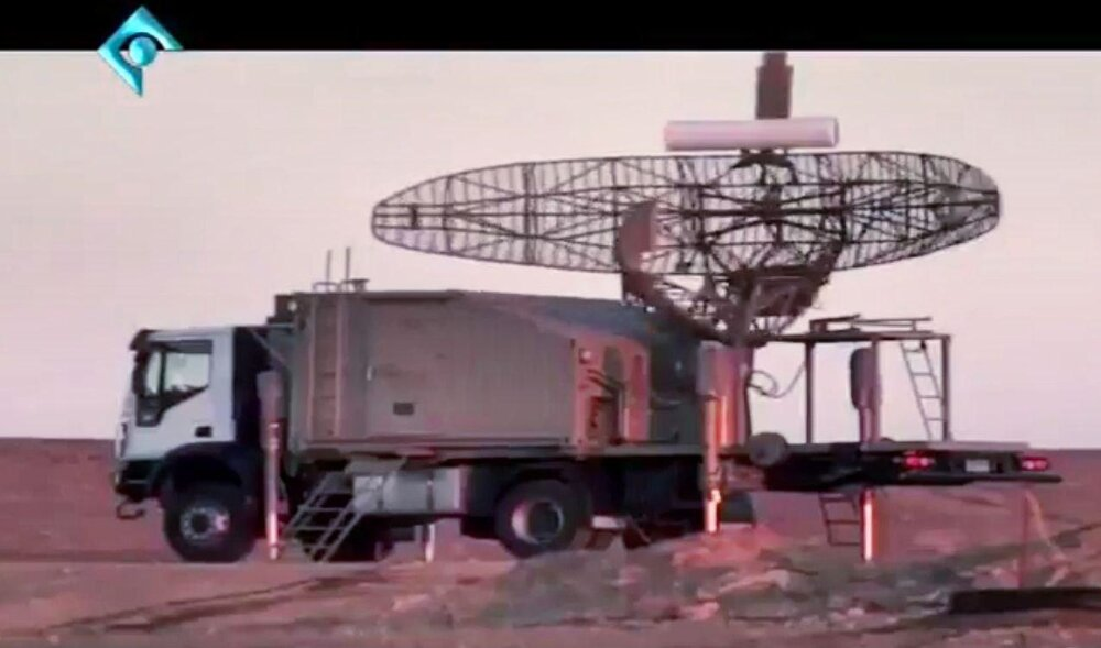 (تصاویر) ارتش با این سامانه موشکی، پهپاد متجاوز را منهدم کرد