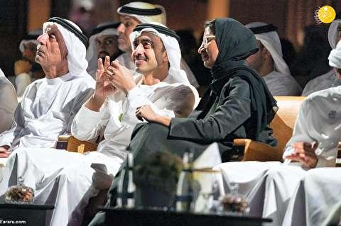 (تصاویر) وزرای اماراتی در جشن میلاد پیامبر (ص)