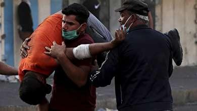ادامه اعتراضات خشونتبار در بغداد