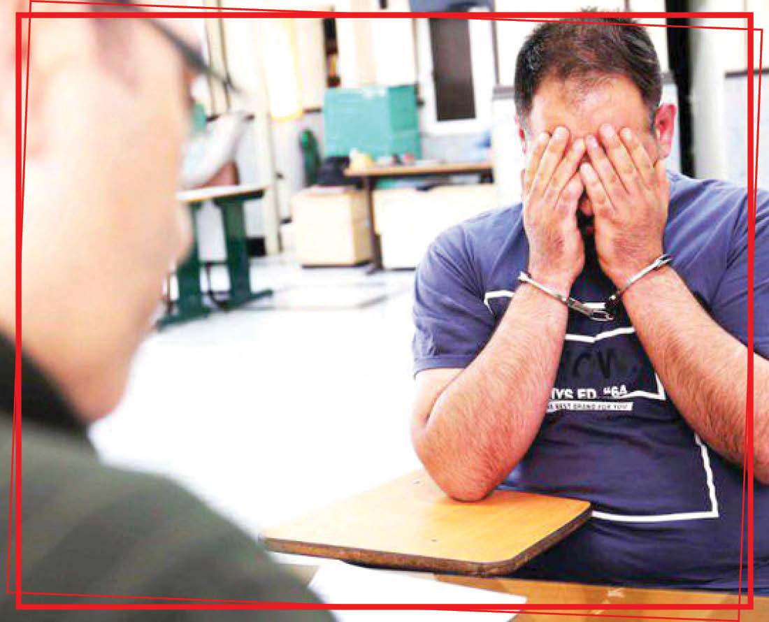 (عکس) این مرد شیطان صفت به ۱۴۰ سال زندان محکوم شد