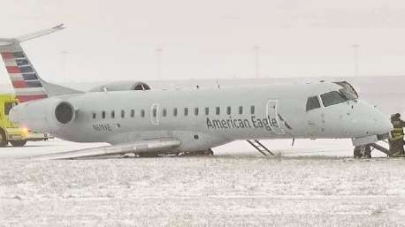 لحظه تیک آف ناموفق هواپیما و سقوط آن