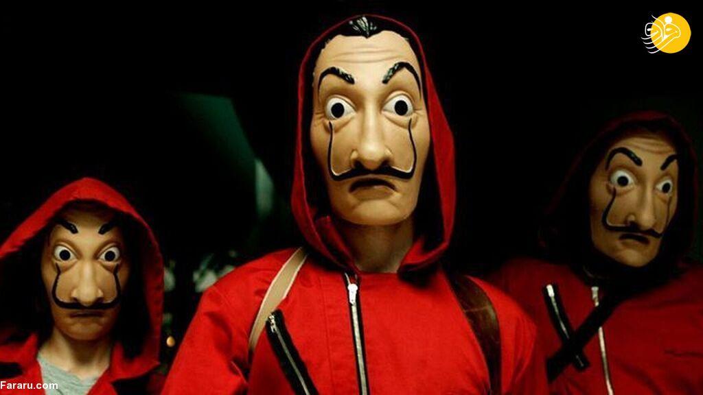 از سالوادور دالیهای قرمزپوش خبر دارید؟