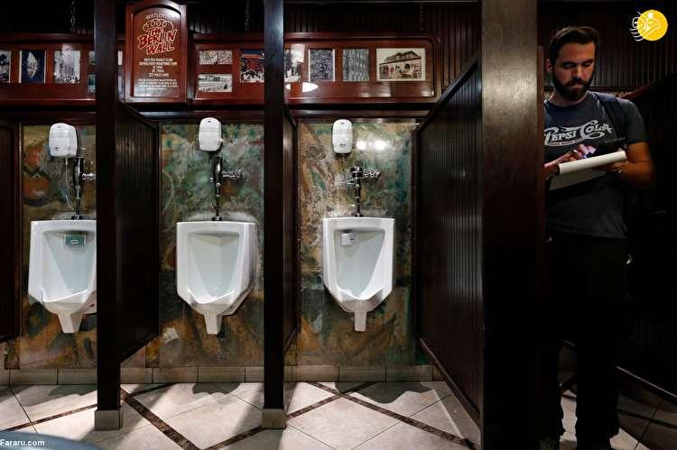 (تصاویر) بقایای دیوار برلین در سراسر جهان؛ از استفاده در توالت تا سالن غذاخوری
