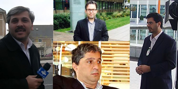 (عکس) ماجرای مهاجرت خبرنگاران صداوسیما از ایران به انگلیس و آلمان