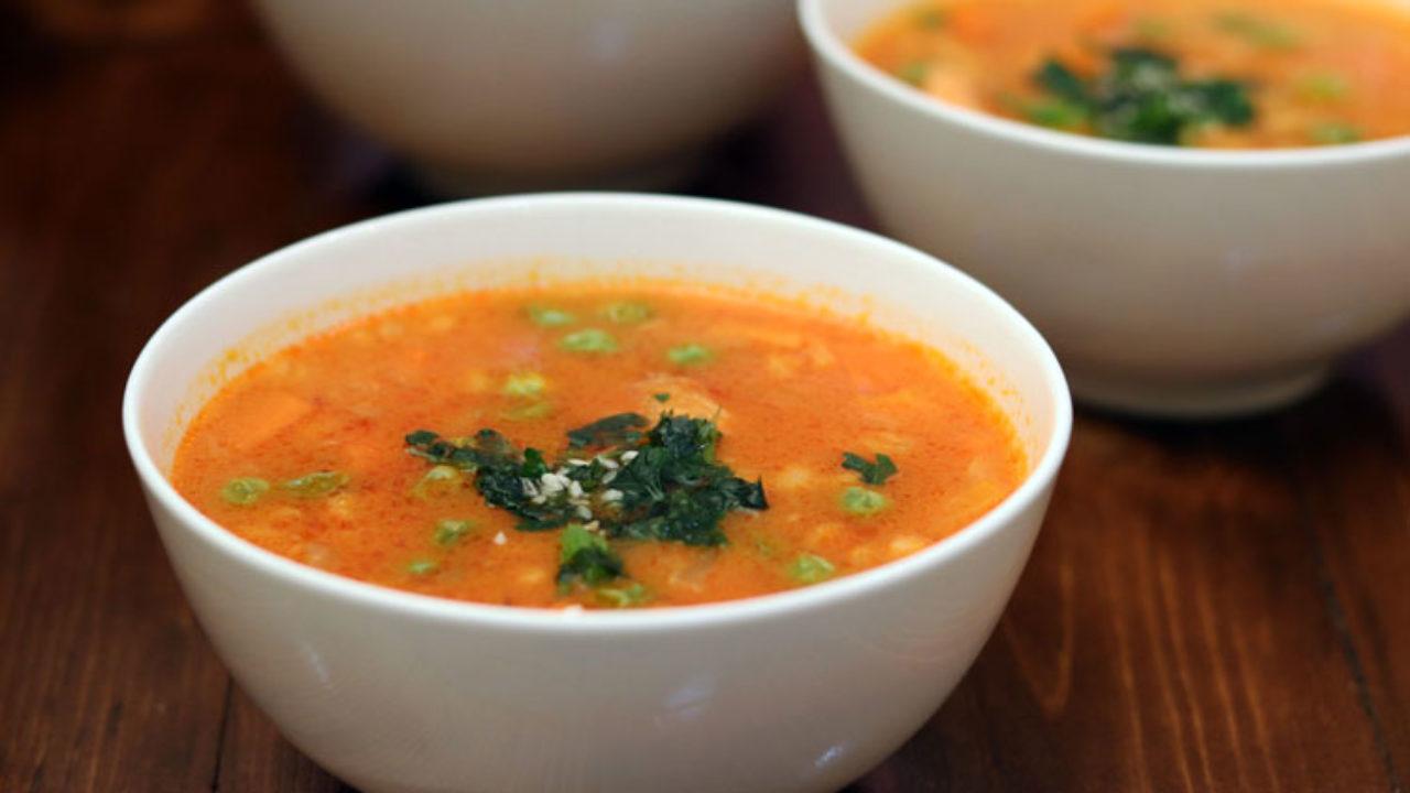طرز تهیه سوپ جو خوشمزه و مجلسی