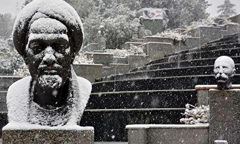 حال و هوای تهرانیها پس از اولین برف پاییزی