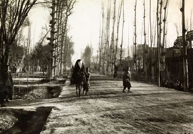 آلبوم منحصر به فرد از اصفهان ۹۰ سال قبل