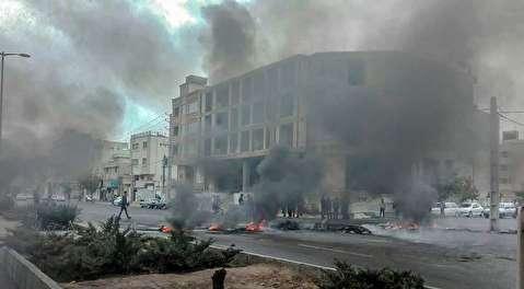 (تصاویر) پس از اعتراض در شیراز!