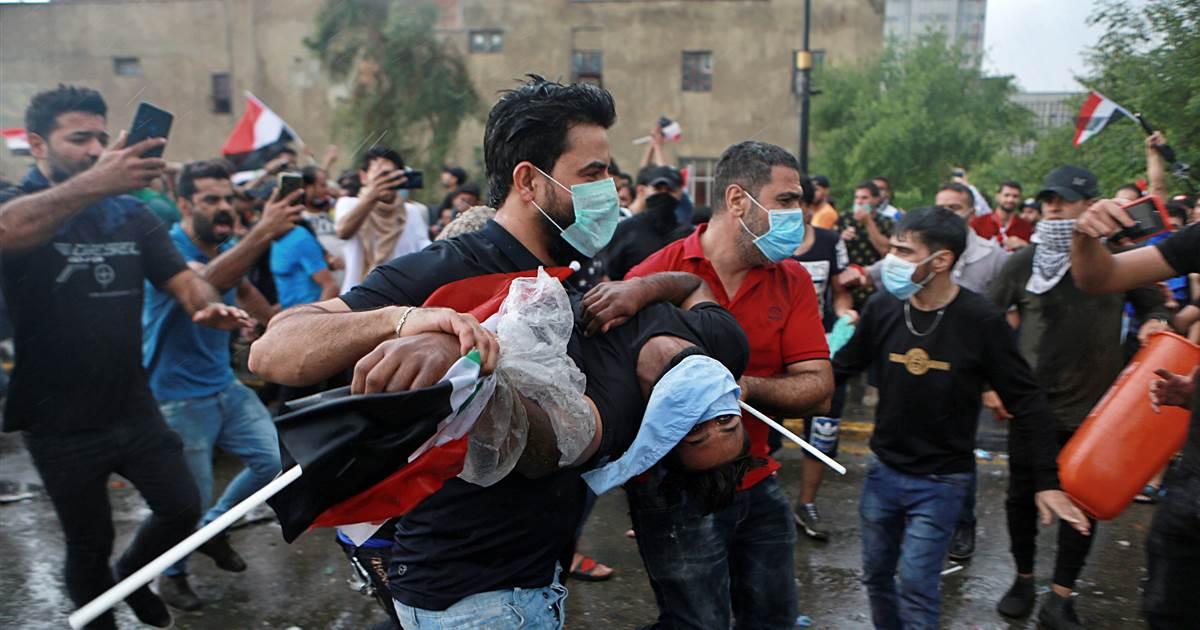 موج دوم تظاهرات در عراق؛ شکلبندی خطرناک