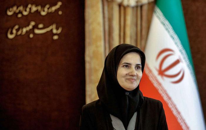 ماموریت بحث برانگیز و خبرساز لعیا جنیدی
