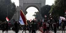 ادامه اعتراضات در ۱۰ استان عراق؛ تلاش معترضان برای ورود به الخضرا/ بیش از ۱۲۰ نفر زخمی شدهاند