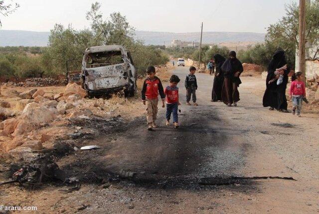 (تصاویر) قتلگاه ابوبکر بغدادی