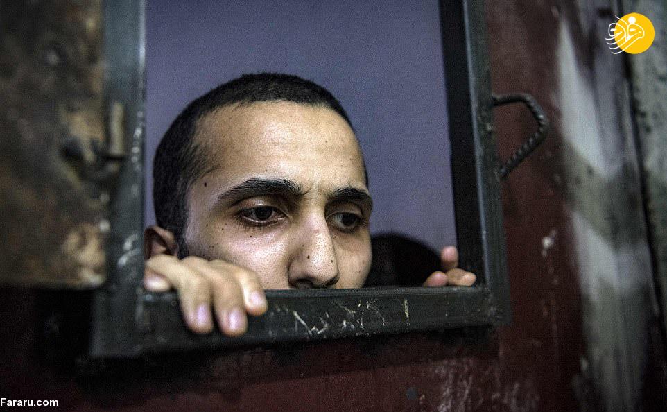 (تصاویر) داعشیها در زندان؛ از ابتلا به ایدز تا بیخبری از مرگ بغدادی