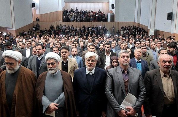 افرادی به مانند قاضیزاده هاشمی سرلیست اصلاحات نخواهند بود/ اصلاح طلبان دیگر با اعتدال گرایان ائتلاف نخواهد کرد