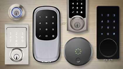 راهنمای خرید قفلهای هوشمند؛ سین سین در را باز کن!