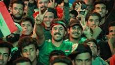 (تصاویر) شادی مردم عراق پس از اعلام استعفای عبدالمهدی