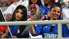 (تصاویر) حاشیههایی از جام خلیج فارس