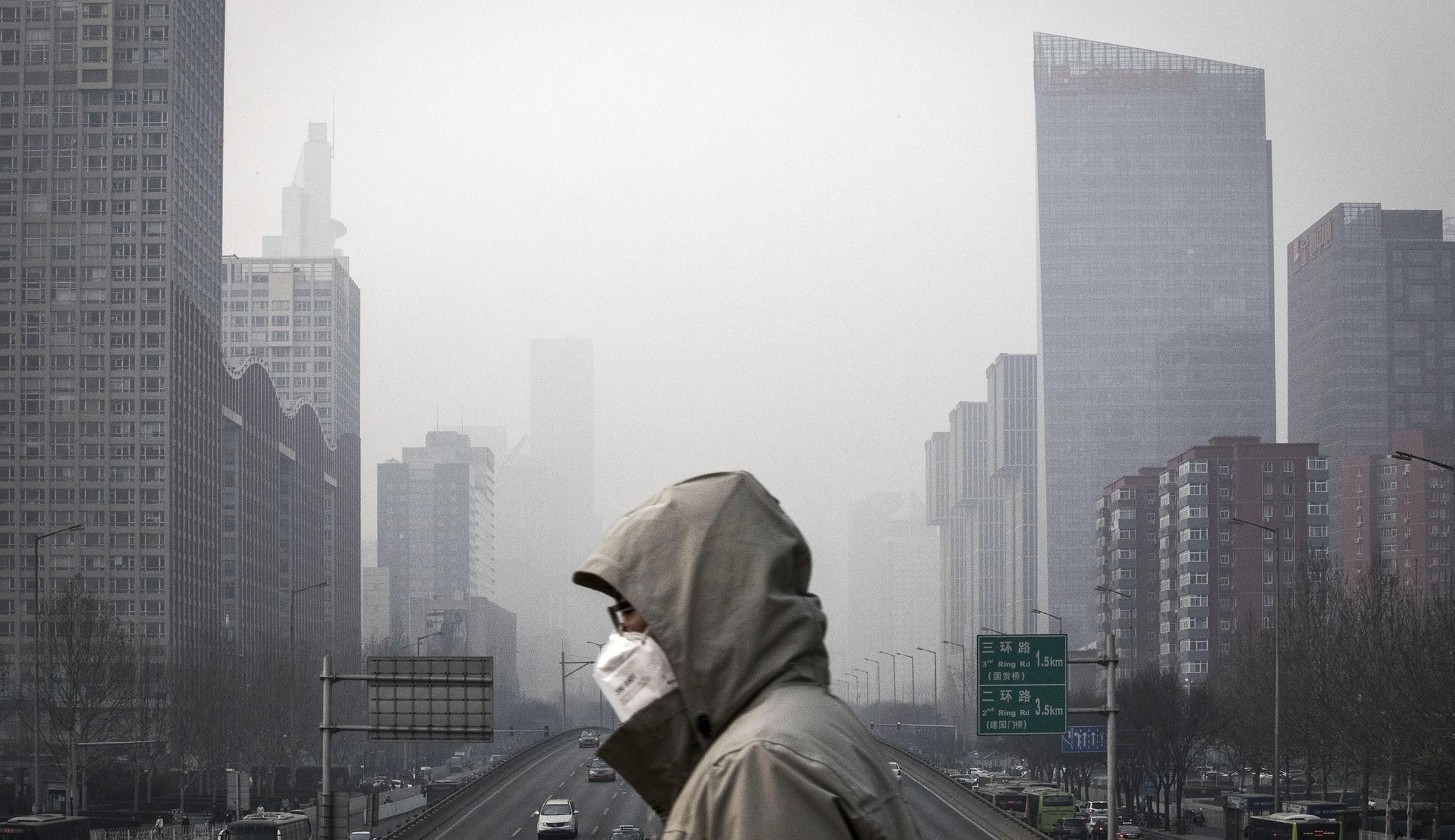 اگر هوای شهرتان آلوده است، این خوراکی ها را در سبد غذایی تان قرار دهید.