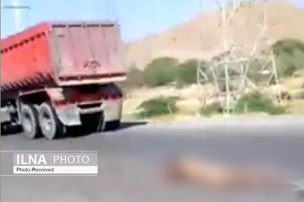جزئیات خودکشی عجیب یک جوان بخاطرگرانی بنزین/عکس