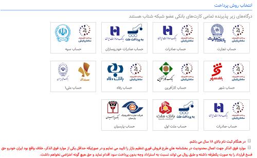 چه کنیم تا ثبت نام موفقی در سایت ایران خودرو داشته باشیم؟