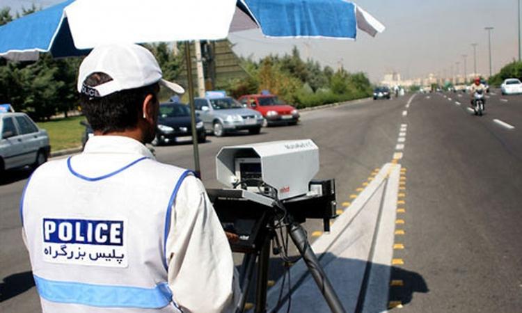 توضیحات پلیس راهور درخصوص اختصاص کد جریمه به دوربینها