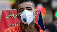 تصاویر رسانه عراقی از ماسک زدن شهروندان تهرانی