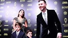 (تصاویر) فتح ششمین توپ طلا توسط مسی