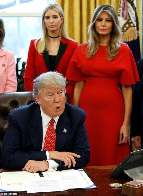 تازههایی از زندگی آقا و خانم ترامپ؛ ملانیا و ترامپ جدا از هم میخوابند
